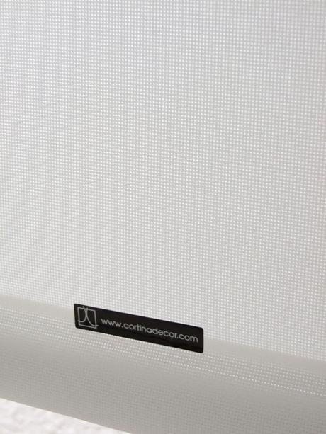 Cambiamos nuestras cortinas por un estor a medida!