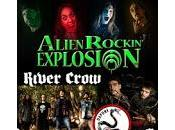 Alien Rockin' Explosion, River Crow Daphne Barracudas