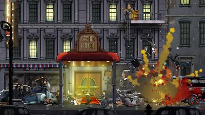 Los mafiosos de Guns, Gore & Cannoli 2 imponen su ley en Xbox One