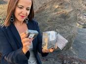 Descubriendo gama ceniza volcánica Mussa Canaria