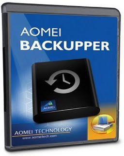 AOMEI Backupper: Respaldo de Datos y Software de Restauración