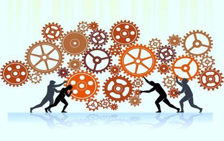 Los cuatro pilares de la gestión del cambio