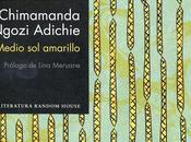 """""""Medio amarillo"""" hibisco púrpura"""" Chimamanda Ngozi Adichie"""