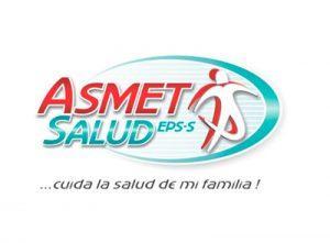 Asmet Salud Certificado de Afiliacion