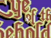 Nuevo vídeo conversión oficial Beholder para Commodore