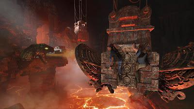 Fragua, primer DLC de Shadow of the Tomb Raider