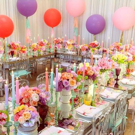 10 temas de decoración del salón para tus 15 años