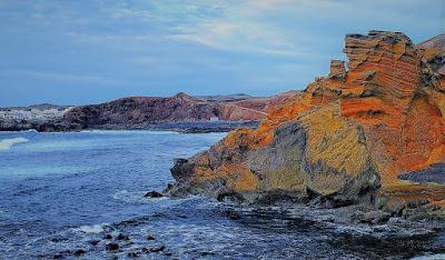 Playa del Golfo, Lanzarote