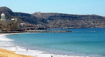 Playa Maspalomas, Gran Canaria