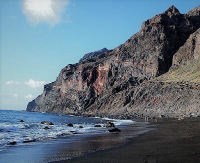 Playa del Inglés, La Gomera