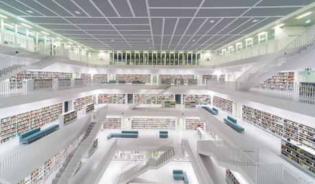 Top Ten Tuesday #56: Bibliotecas que te mueres por visitar.