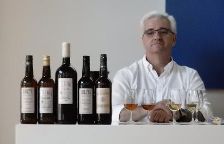 CONSEJO REGULADOR DE LOS VINOS DEL MARCO: Curso de Iniciación a los Vinos de Jerez: Sábado 6 de octubre de 2018: «Bodegas Delgado Zuleta»