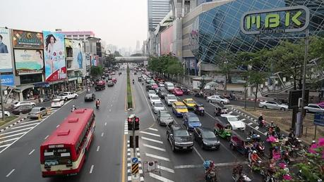 Cómo obtener el permiso de conducir tailandés