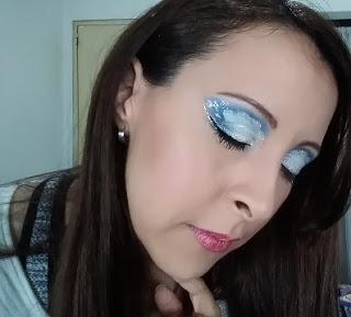 Tendencia Instagram - Maquillaje Nubes Ustedes saben chic...