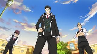 Reseña / Kishuku Gakkou no Juliet / Episodios 1 y 2