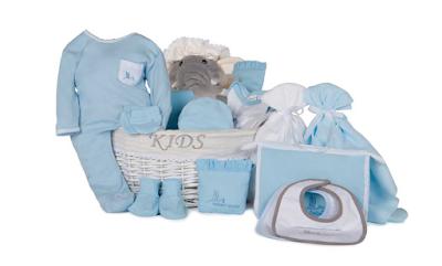 ¿Qué debe llevar la canastilla de bebé para el hospital?