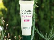 Sérum labios aguacate miel Skinfood, cosmética coreana