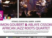 Simon Goubert Ablaye Cissoko African Jazz Roots Quartet