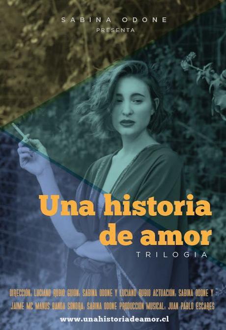 """Sabina Odone presenta """"Ellos No Cambian"""" 2do capítulo de su miniserie musical """"Una Historia de Amor"""""""