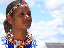 Nice Nailantei, guerrera masái quiere acabar mutilación genital femenina Kenia