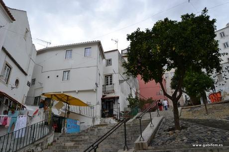 Otoño en Lisboa