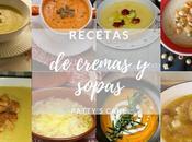 recetas sopas cremas temporada para reconfortar cuerpo alma