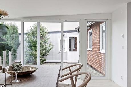 Grandes ventanales, cuando el exterior forma parte del interior