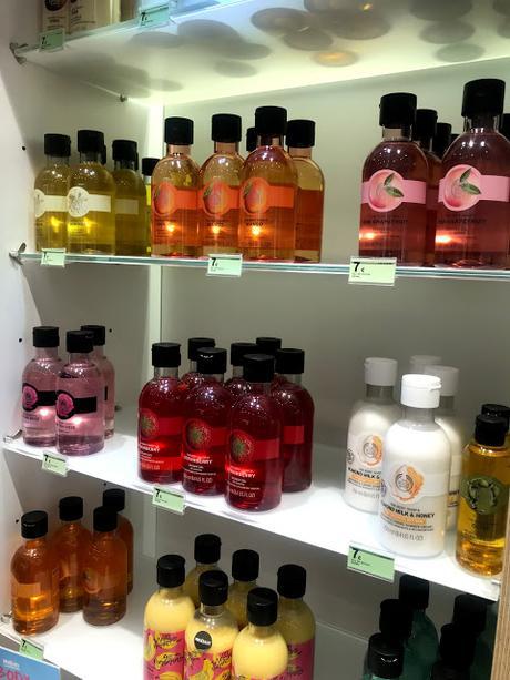 Visita a The Body Shop
