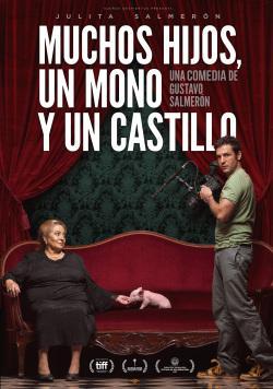 """Cine Fórum """"Muchos hijos, un mono y un castillo"""" – Castillo de Marcilla – 20 octubre 2018 – con Manu Zapata"""