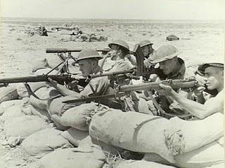 El Eje planta sitio a Tobruk – 11/04/1941.