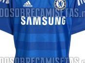 Nueva camiseta Adidas Chelsea; Temporada 2011-2012