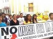 Ricardo Luque volencia criminal, Estado fallido movilización social