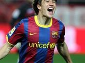 Bojan marca Barcelona después meses