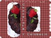 Desayunos Tiempo Bizcocho Chocolate Calabacín