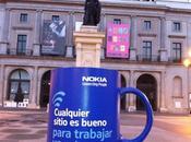 Tazas gigantes wifi Madrid Nokia)