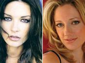 Catherine Zeta-Jones Judy Greer Playing field