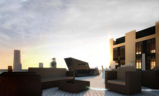Nuevo proyecto del estudio de arquitectura a cero para un for Estudios de arquitectura en madrid