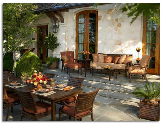 Porches y terrazas paperblog - Porches para terrazas ...