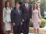 Príncipes Asturias Jordania. Letizia Rania. Analizamos look. Vota preferida