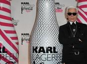 Karl Lagerferld diseña para Coca Cola
