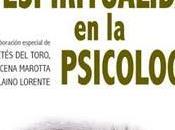 """Nuevo libro """"integrando espiritualidad psicología"""""""