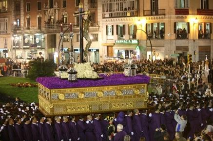 procesiones de semana santa malaga. procesiones de semana santa