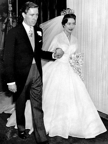 Princess Margaret and photographer Antony Armstrong -Jones