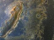 objetivo Opportunity: noroeste borde Cráter Endeavour