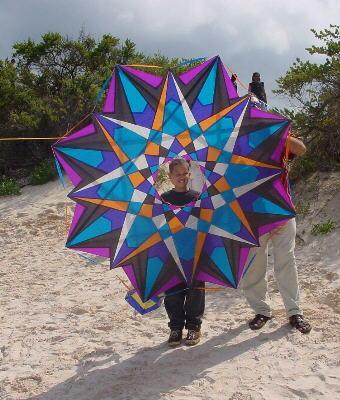Balinese kites