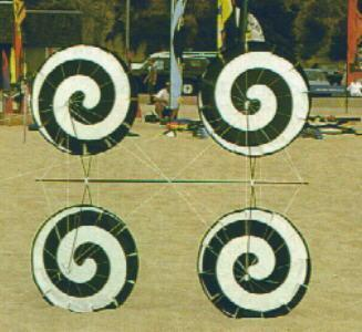 Four Line Kite