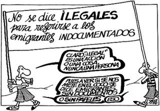 España es racista:
