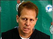 Danny Ainge optimista opciones Celtics para estos Playoffs