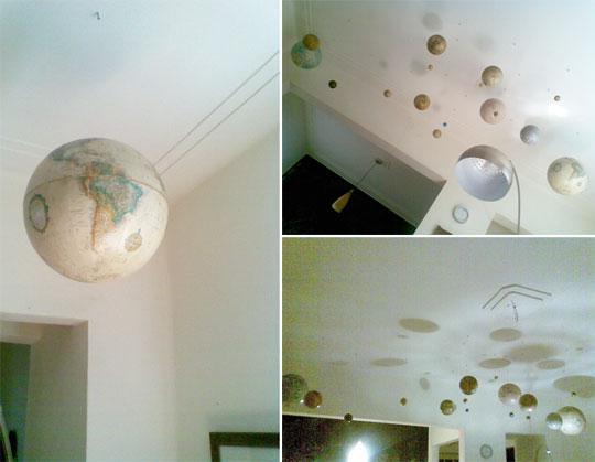 Decorar el techo con planetas paperblog - Decorar el techo ...
