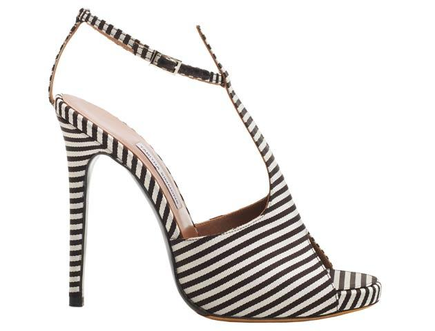 Tabitha Simmons 'Dulcina' striped heel
